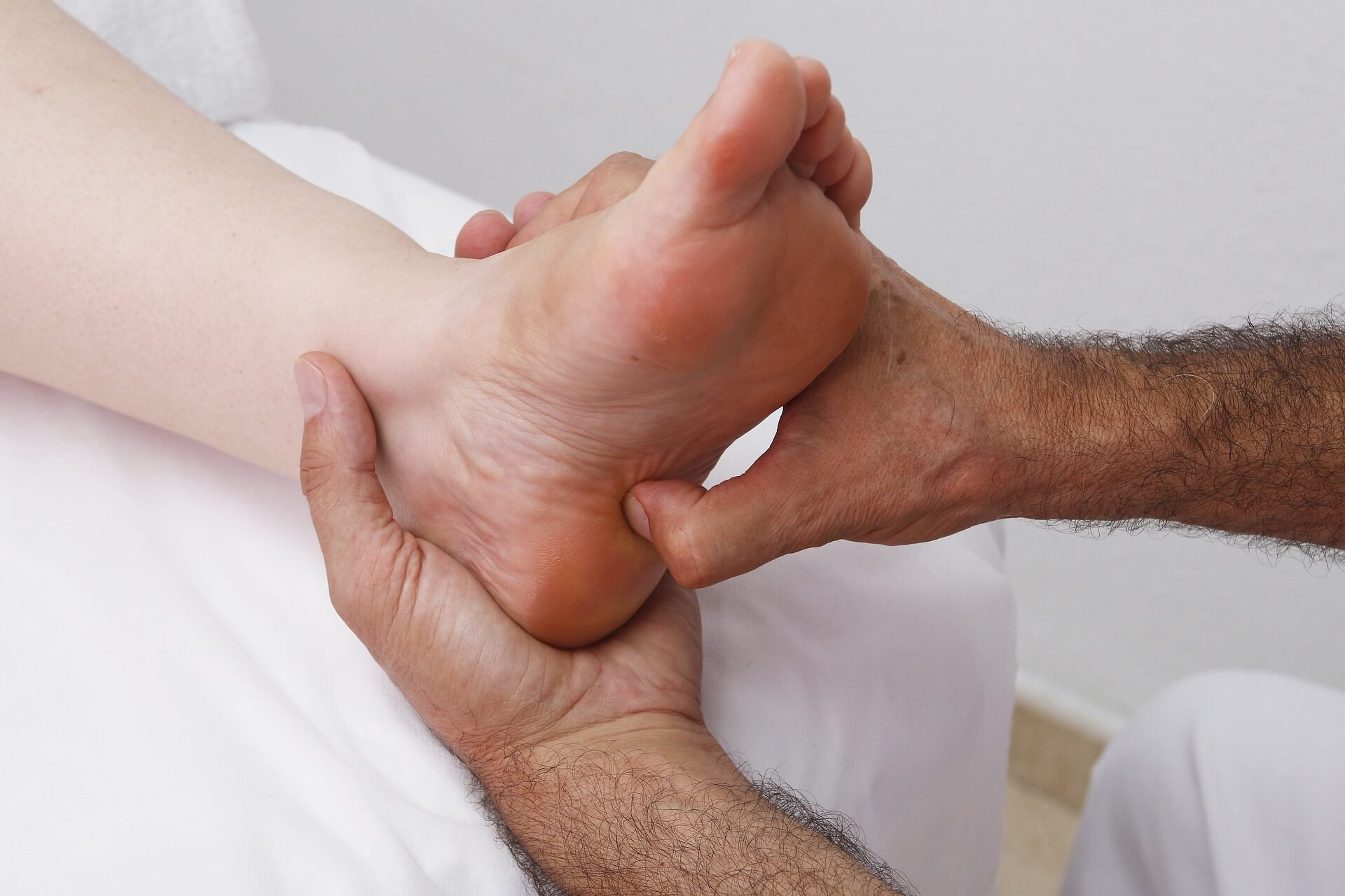 reflexology foot massage in sutton